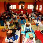 Ankahara yoga les 9 van 10