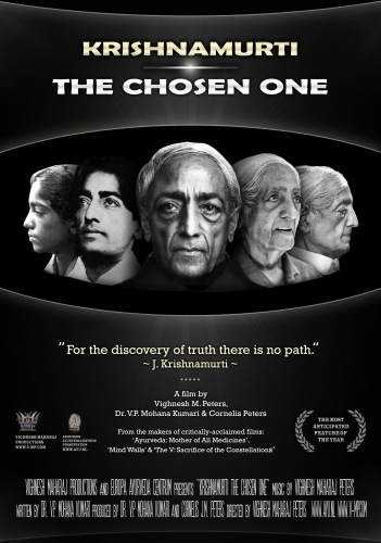 Krishnamurti the Chosen One