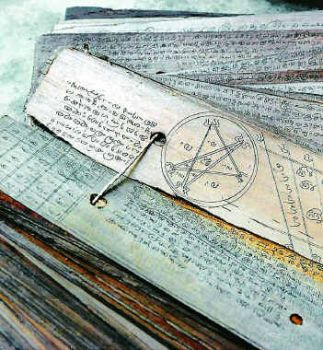 palmleave scriptures