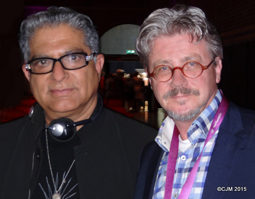 Cornelis Peters and Deepak Chopra