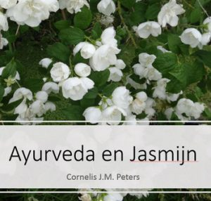 Ayurveda en Jasmijn door Cornelis Peters