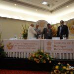 Eerste dag van het Internationaal Ayurveda Congres