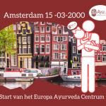 Twintig jaar Europa Ayurveda Centrum