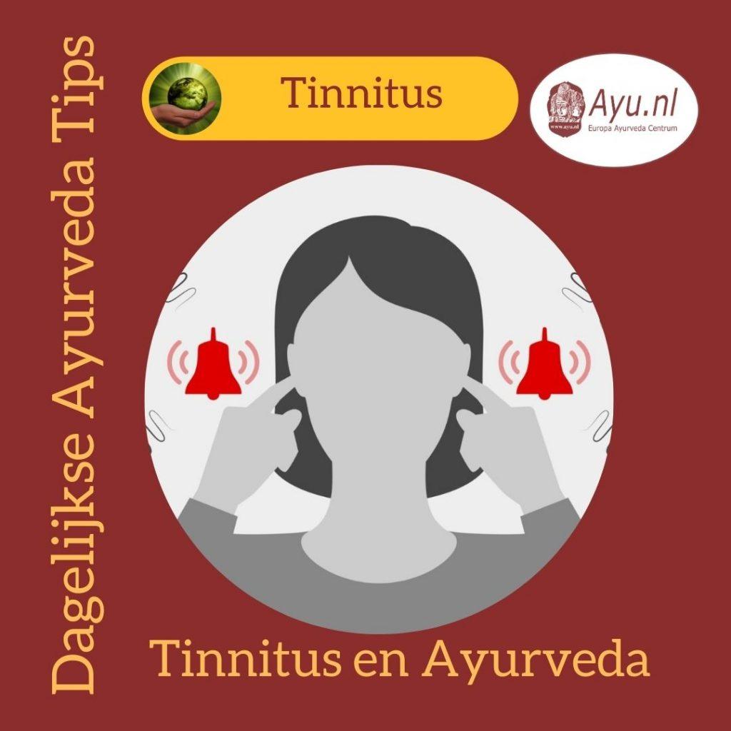 Tinnitus en Ayurveda