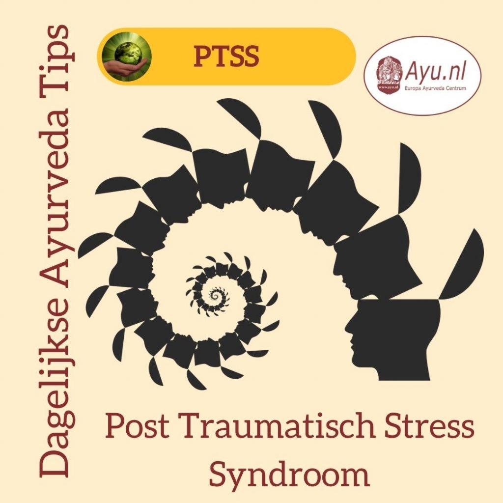 Post Traumatisch Stress Syndroom PTSS